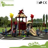 Sicherheit verwendeter Innenkind-Spielplatz-Geräten-im Freienspielplatz für Verkauf