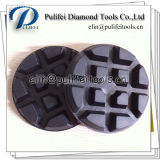 지면 닦는 공구 구체적인 테라조 표면 다이아몬드 패드