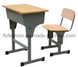 Mesa e cadeira do estudante de Adjuatable