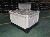 1162X1162 Recipiente de paletes de plástico dobrável da Austrália para vegetais