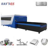 1000W máquina de corte láser industrial con servo motor