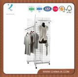 4 Möglichkeits-Rasterfeld-Wand-Bildschirmanzeige für Einzelhandelsgeschäft