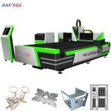 Máquina de estaca aprovada da máquina de estaca do laser do CNC do Ce/metal da fibra
