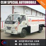 Autocisterna diesel del camion dell'autocisterna del camion di rifornimento di carburante del combustibile di Forland 4m3