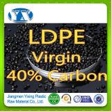 Preto de carbono plástico Masterbatch do saco de compra do LDPE para a injeção/extrusão da película do sopro