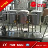 Sistema del CIP con el sistema del control automático