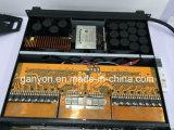 Amplificador del canal de Fp10000q 4, línea profesional amplificador del arsenal