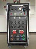 3 distribuição de potência da fase 380V com saída de Socapex