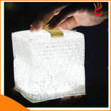 La lumière campante solaire neuve IP65 de DEL imperméabilisent la lanterne solaire pliable