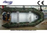 crogiolo di pala del pavimento 3.6m di Al del PVC di 0.9mm