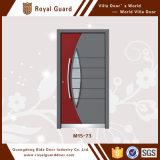 アルミニウムプロフィールの引き戸またはデザイナー二重葉のドアまたは両開きドアのグリルデザイン
