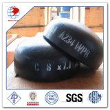 200nb Schedule80 A106 Galv에 의하여 용접되는 탄소 강철 모자