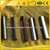 6000 series de la fábrica de la fuente de la sospecha de aluminio antirresbaladiza de la escalera