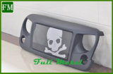 Gril automatique Rubicon illimité de véhicule de garniture intérieure de gril de maille d'indicateur des Etats-Unis