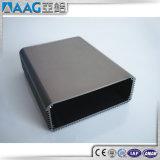 Анодированное черное алюминиевое приложение теплоотвода