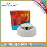 Rivelatore fotoelettronico collegato di fumo e di calore per i sistemi di obbligazione domestica