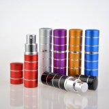 atomizador Refillable de alumínio do perfume 5ml-20ml, mini frasco do pulverizador