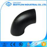 Gomiti d'acciaio saldati estremità senza giunte degli accessori per tubi del acciaio al carbonio