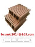 외면을%s 폐기물 나무 그리고 플라스틱을%s 가진 Baochu WPC Decking