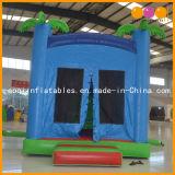 Diapositiva combinada inflable de la gorila del cabrito de múltiples funciones del juguete del parque de atracciones (AQ169-1)