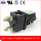 Echter Albright SW200-802 80V Gleichstrom-Kontaktgeber für Controller-elektrisches Gabelstapler-Ablagefach-besichtigenautos Curtis-Zapi