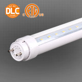 Certificado UL 9W, 18W, 22W T8 LED tubo luces 2FT 4FT 5FT