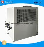Refrigeratore di acqua raffreddato aria di raffreddamento ad aria di temperatura insufficiente della prova dell'acqua di mare