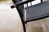 خارجيّة فناء حديقة [تإكسيلن] ألومنيوم يتعشّى كرسي تثبيت ([جت6592])