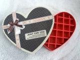Vakje van de Chocolade van het Document van de Gift van de Valentijnskaart van de luxe het Verpakkende