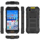 5inches Quadcore 4G делают Smartphone водостотьким, стандартный водоустойчивый Spec IP68 10 метров