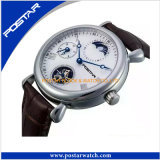 Quarz-Armbanduhr-Qualitäts-automatische Unisexuhr