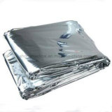 Überlebens-Emergency Aluminiumzudecke