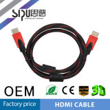 Sipu 1080P à grande vitesse HDMI au support de câble de HDMI 3D