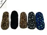 5つのカラータイの球の女性の屋内靴(RY-SL1639)