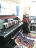 1.8 Formato grande dos 5113 directo a la impresión de la impresora de la sublimación de la bandera del indicador de Texile