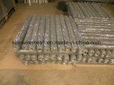 高品質PVC塀のための上塗を施してある六角形ワイヤー網