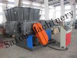 500kg Ontvezelmachine van de Schacht van het Afval van de pijp de Rubber Plastic Enige