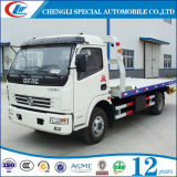 Hot Sale 4 * 2 Carregando Cpacity 4t Flatbed Towing Truck