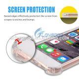 Couverture molle claire transparente de cas pour l'iPhone 7 positif