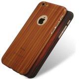 Caixa de madeira protetora cheia do telefone móvel do PC da grão de 360 graus