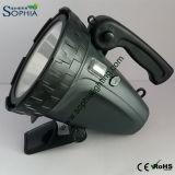 10W防水強力なハンチングおよび釣ライトクリー語LED