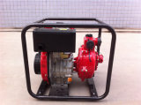 3 de Pomp van het Water van de Dieselmotor van de duim, Diesel Pompen van het Water 80mm