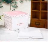 ギフトのためのカスタムバースデー・ケーキ包装ボックス