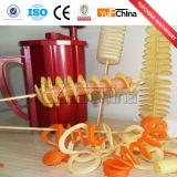 Cortador industrial das microplaquetas de batata para a venda