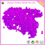 Masterbatch púrpura con LDPE Granues
