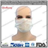 Respirador ínfimo não tecido cirúrgico descartável da máscara protetora do procedimento com Earloop