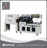 びんPOFの収縮包装機械