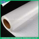 Película fria de venda quente da laminação do PVC do teste padrão transversal da imagem