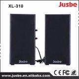 Самый лучший продавая диктор аудиоего 25W звуковой системы XL-310 ПРОФЕССИОНАЛЬНЫЙ миниый для домашнего театра