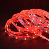 Luces de tira del color rojo SMD3528 LED